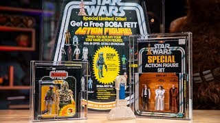 Vintage Star Wars Collectibles Showcase!