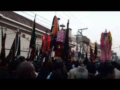 9 Muharram 2017 jaloos in daska .. Hassan Sabir