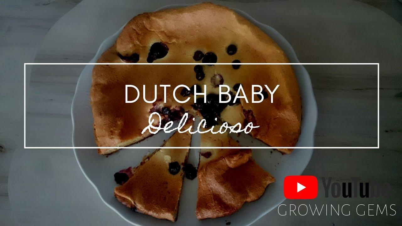 Dutch Baby - Receta - YouTube