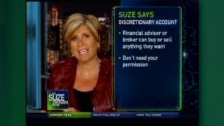 How Much Should Financial Planner Cost? Charging Too Much? | Suze Orman