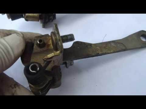 DIY Auto: Door check replacement – 1990 Jeep Cherokee.