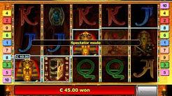book of ra online - 2700 € win, 50 free bonus game.avi