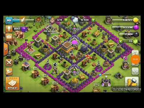 Some knowledge about Clash of Clan games