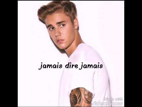 Never say never traduction française