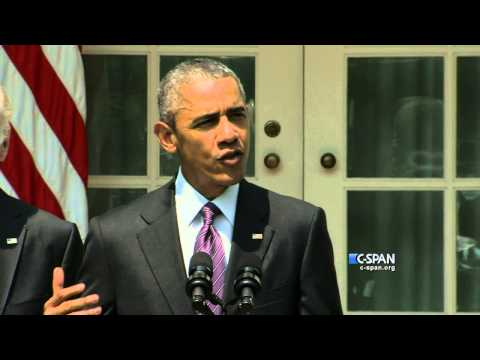 President Obama on Reestablishment of Diplomatic Relations with Cuba (C-SPAN)