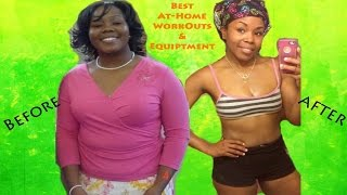 BEST Home Workouts for Weight Loss: DVDs, Equipment & More