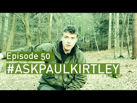 Fire Safety, Winter Evenings, Billy Cans Vs Other Stainless Pots   #AskPaulKirtley 50