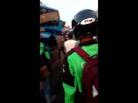 Gojek,  gocar grab vs taksi konvensional pekanbaru 20 agustus 2017