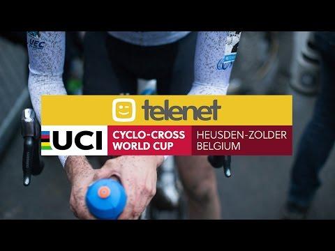 Elite Men's / 2016-17 Telenet UCI Cyclo-cross World Cup – Heusden-Zolder (BEL)