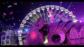 Carnaval de Nice 2019 - dernier Corso Carnavalesque Illuminé