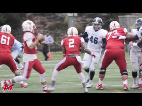 Marist College Football Highlight 2016