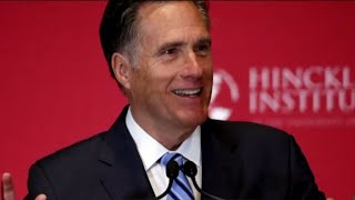 Mitt Romney holds strong lead in Utah primary