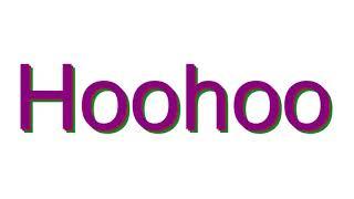 How to Pronounce Hoohoo Mp3