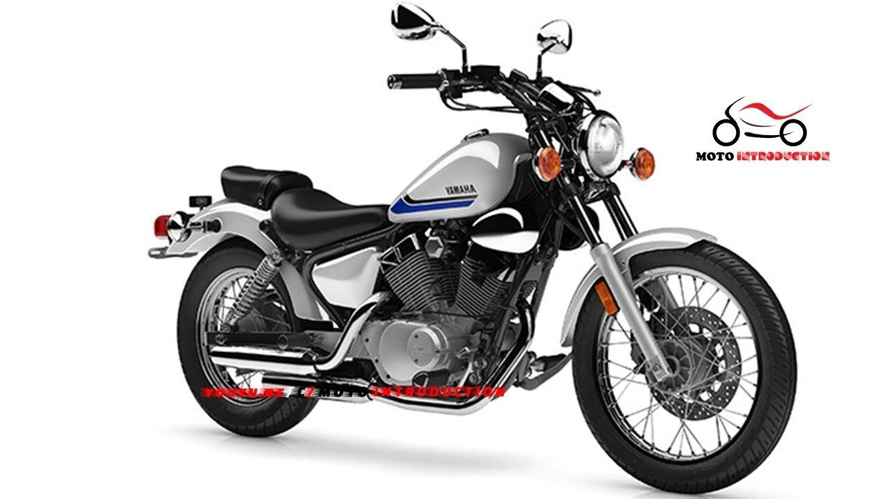 New 2019 Yamaha V Star 250 2019 Yamaha Sport Heritage 2019 Yamaha V Star 250 First Look