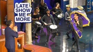 LATE SHOW ME MORE: Don't Ruin This For Me!