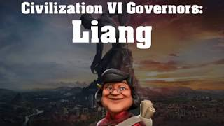 Video Civilization VI Rise and Fall Governor Spotlight - Liang download MP3, 3GP, MP4, WEBM, AVI, FLV Maret 2018