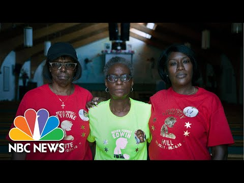 Who Killed Their Children? These Mothers Are Fighting To Break A Culture Of Silence | NBC News