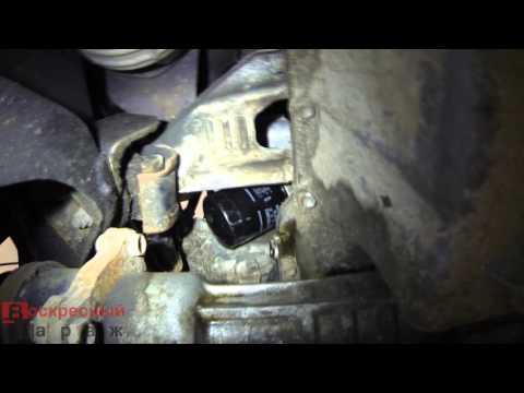 Suzuki Grand Vitara замена масла в двигателе, как выкрутить масляный фильтр