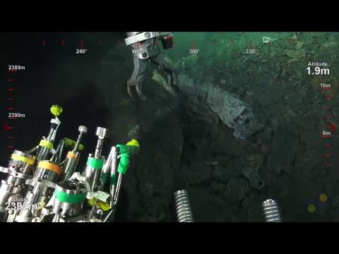 ROV SuBastian Dive 102- Mata Ono- Underwater Fire