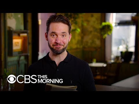 Alexis Ohanian, Reddit Co-founder, Writes A Note To His Younger Self