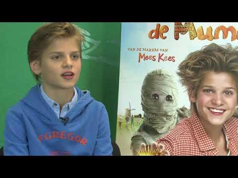 Dummie de Mummie (2014) - Achter de schermen