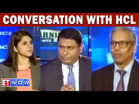 In Conversation With HCL Technologies Management | #EarningsWithETNOW
