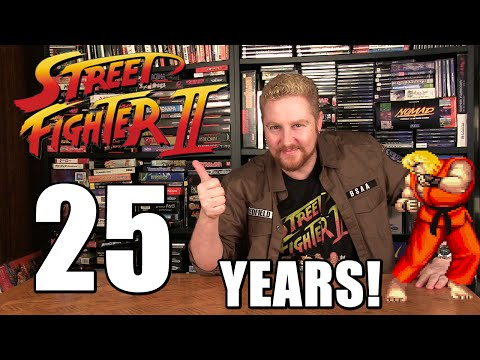 STREET FIGHTER 25 YEARS! (Anniversary) - Happy Console Gamer