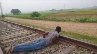 Bangla Funny Video 2017 ।।  Funny Train Accident