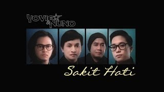 Video Yovie & Nuno - Sakit Hati (Lyrics Video HD) download MP3, 3GP, MP4, WEBM, AVI, FLV April 2018