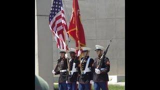 3rd Battalion 3rd Marines Memorial Dedication