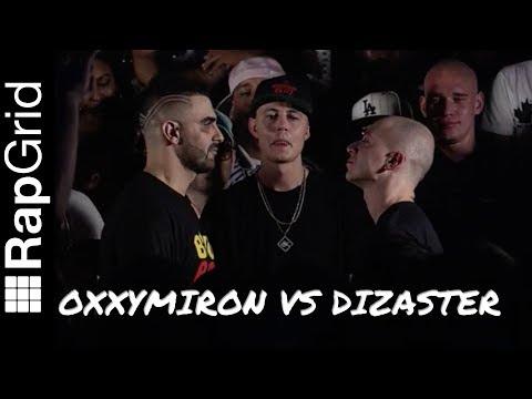 KOTD WDVIILA Recap: OXXXYMIRON VS DIZASTER (USA vs RUSSIA) классический рэп баттл