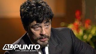 """Benicio del Toro critica que los puertorriqueños sean tratados como """"personas de segunda clase"""""""