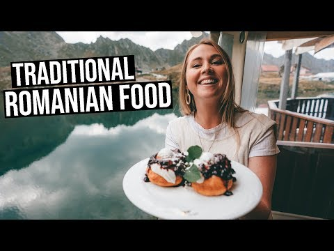 We Tried Authentic Romanian Food in Transylvania