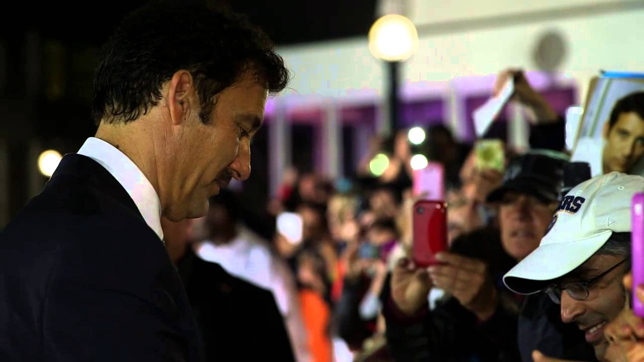 Words And Pictures: Clive Owen at TIFF