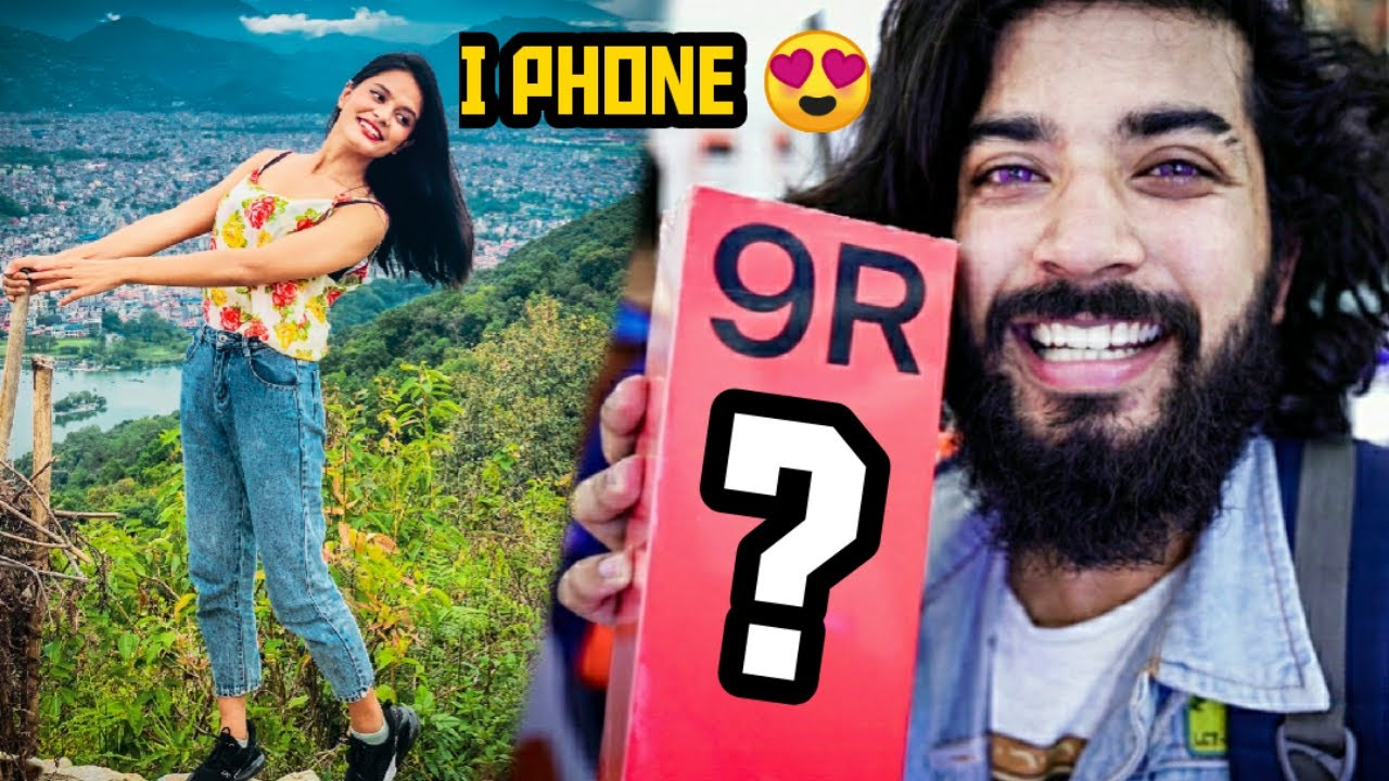 Savya Ko New I Phone Gift Kardiya 😍