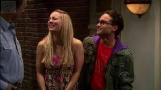Теория большого взрыва. 4 сезон, 9 эпизод.