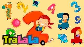 Cifrele - Cântece pentru copii | TraLaLa