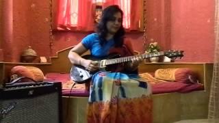 Jab Koi Baat Bigad Jaye Guitar Cover