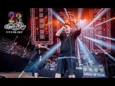 House of Pain - Just antoher victim / Woodstock 2017