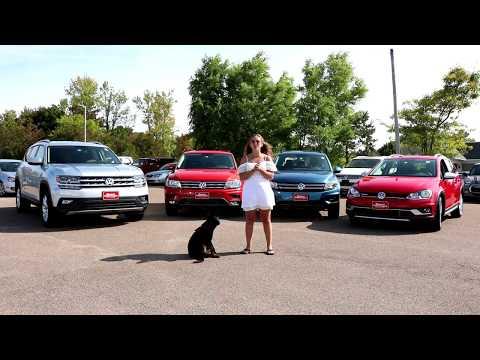 Volkswagen 4MOTION Line Up- Atlas, Alltrack, Tiguan