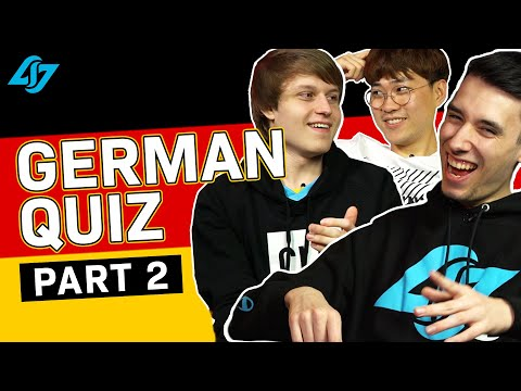 German Quiz Fails Feat. PowerOfEvil, Ruin & Wiggily