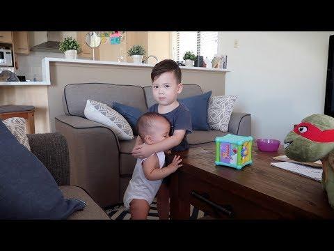 ÔM XIN LỖI EM !!! | Vlog 49, Năm 2018
