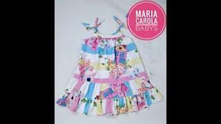 Vestido Marcelle Veste De 2 A 10 Anos