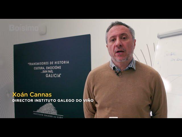 Boísimo, co Instituto Galego do Viño