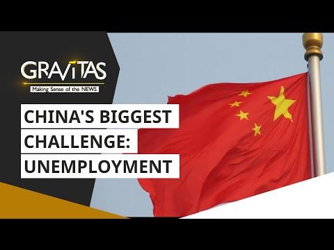 Gravitas: China's biggest challenge: Unemployment
