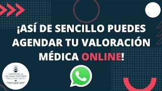 VALORACIÓN MEDICA ONLINE