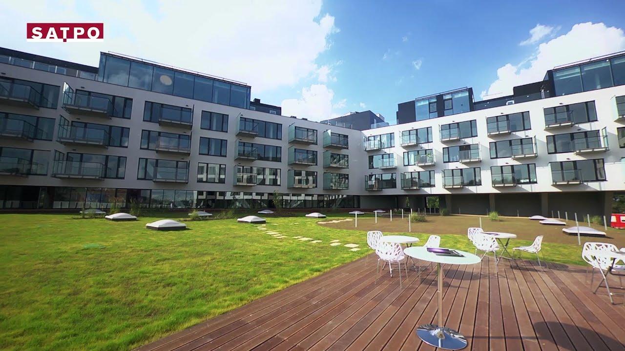 Mezinárodně oceněná Rezidence Sacre Coeur2