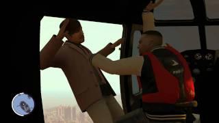 Let's Play - GTA IV The Ballad of Gay Tony #14 - Fallschirmrettung [HD]