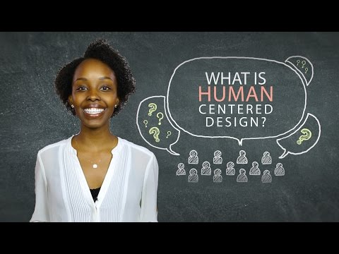 Video What is Human-Centered Design?