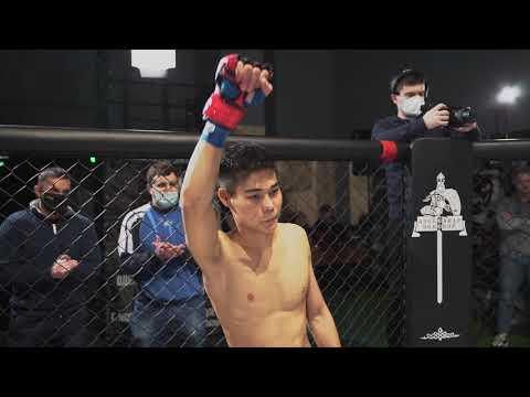 OPLOT 114 Fight 02 Игорь Кузургашев & Дададжон Сабиров